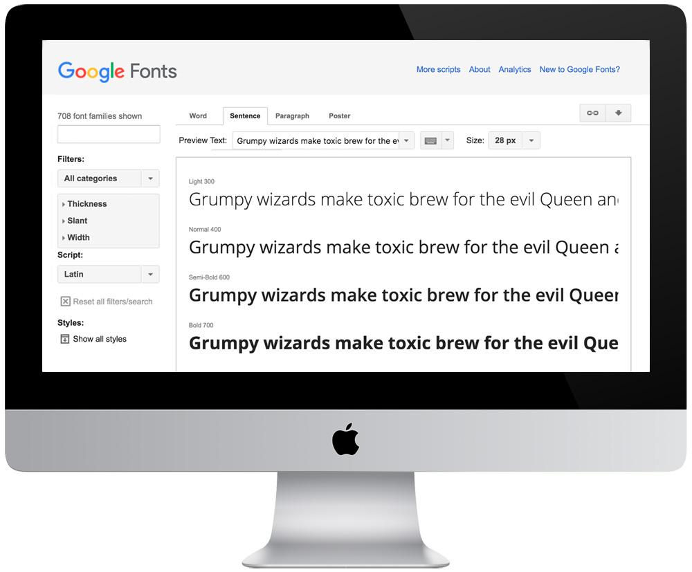 g-fonts